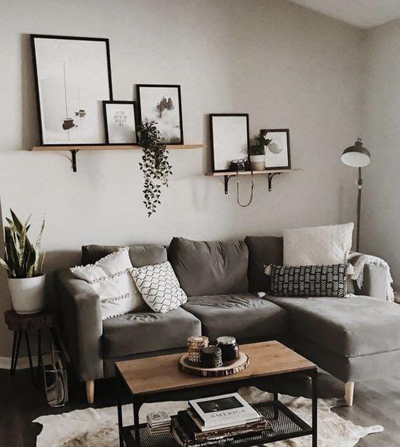 19 Simple Ideas For Diy Living Room Decor On A Budget Simple Diy Wa Living Room Decor On A Budget Wall Decor Living Room Apartment Living Room Decor Apartment