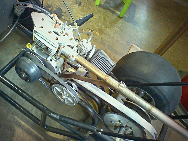 Jr dragster motor