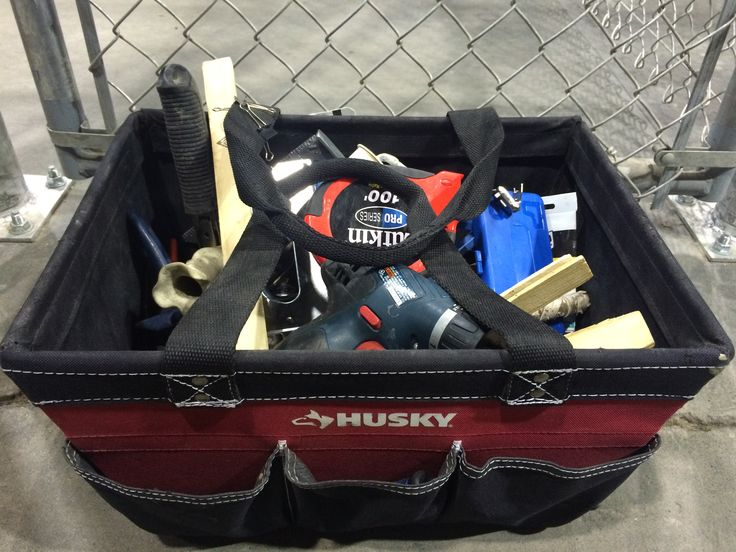 Missing this Husky tool box? If you recognize it and can prove it's yours, contact EPSPinterest@edmo...