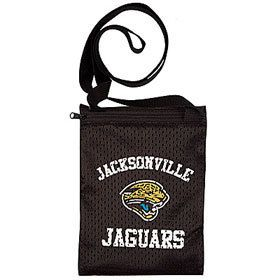 Jacksonville Jaguars Game Day Pouch Bag Z157-8669905054