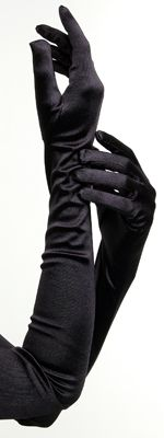 hmm long black gloves are so in i might get a pair for tomorrow! so so cool! hehehe