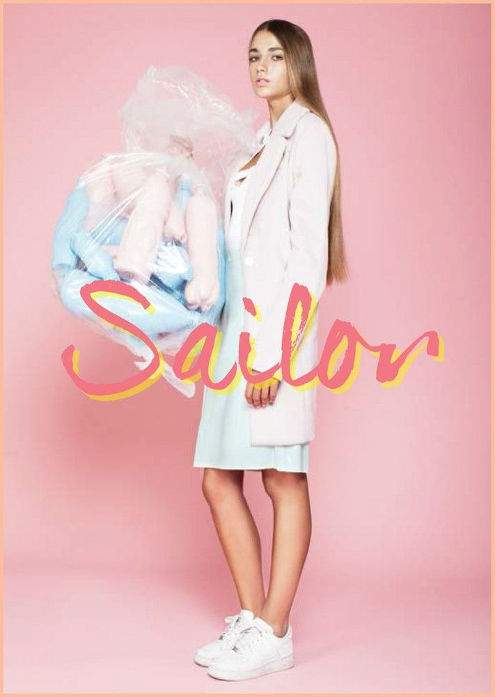 Editorial RevisteLaCalle 9: Sailor