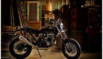 Suzuki DR650 - Deus Bali