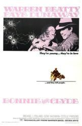 #Bonnie and #Clyde #movieposter [Warren Beatty/Faye Dunaway] 27'' X 40'' Only $10.97