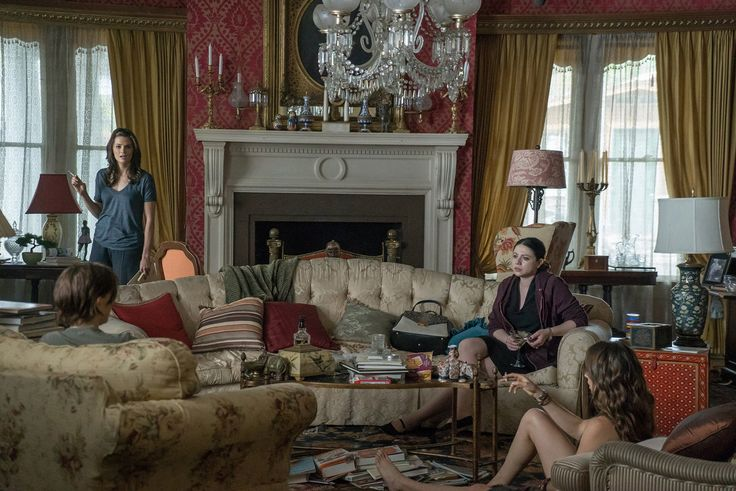SISTER CITIES - Production Designer