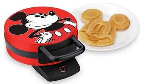 Wafflera Mickey!! ;-)