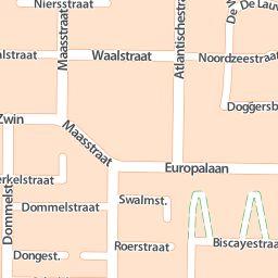 Kaart van Emmeloord- plattegrond van Emmeloord- ViaMichelin