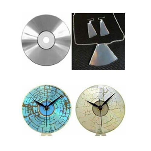 Manualidades con discos