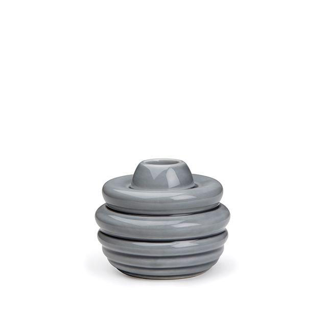 Light Grey Candlestick, mini