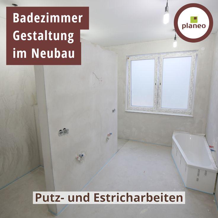 Badezimmer Gestaltung Im Neubau Badezimmer Bad Renovieren Neubau
