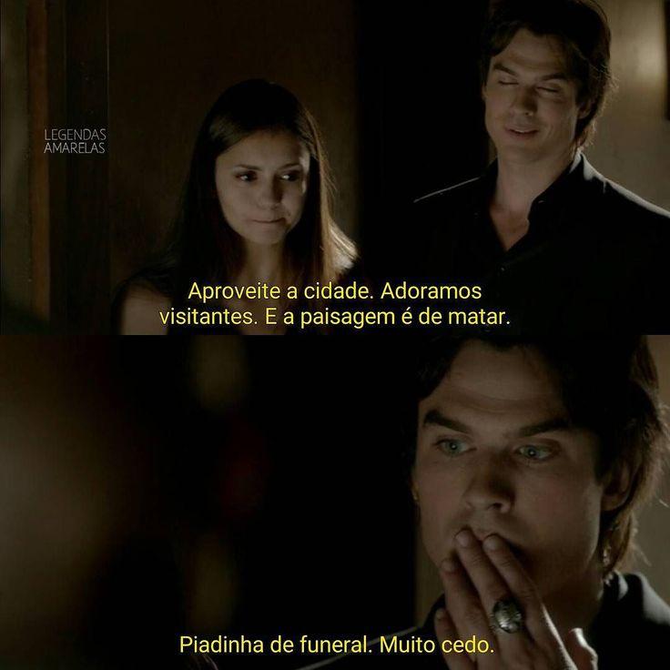 Tudo de bom ao melhor ex vilão do mundo!!   - The Vampire Diaries [4x02] #happybirthdayiansomerhalder