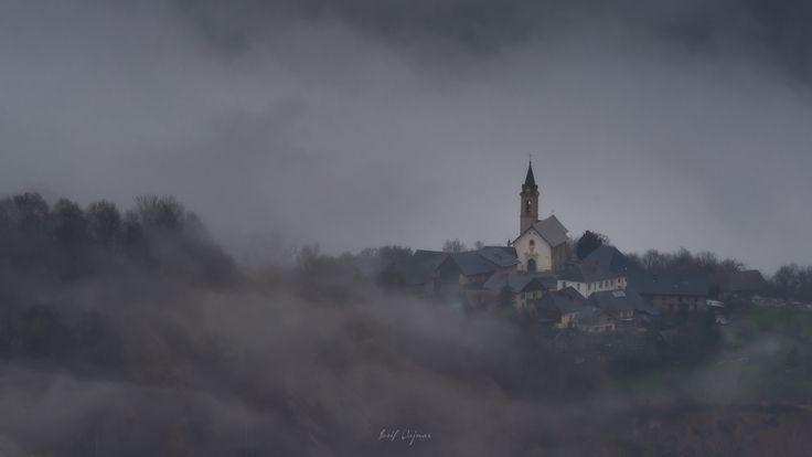 Mystérieuse chapelle - null