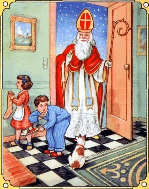 St. Nicholas Feast Day ~ December 6th