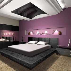 the 25 best purple black bedroom ideas on pinterest