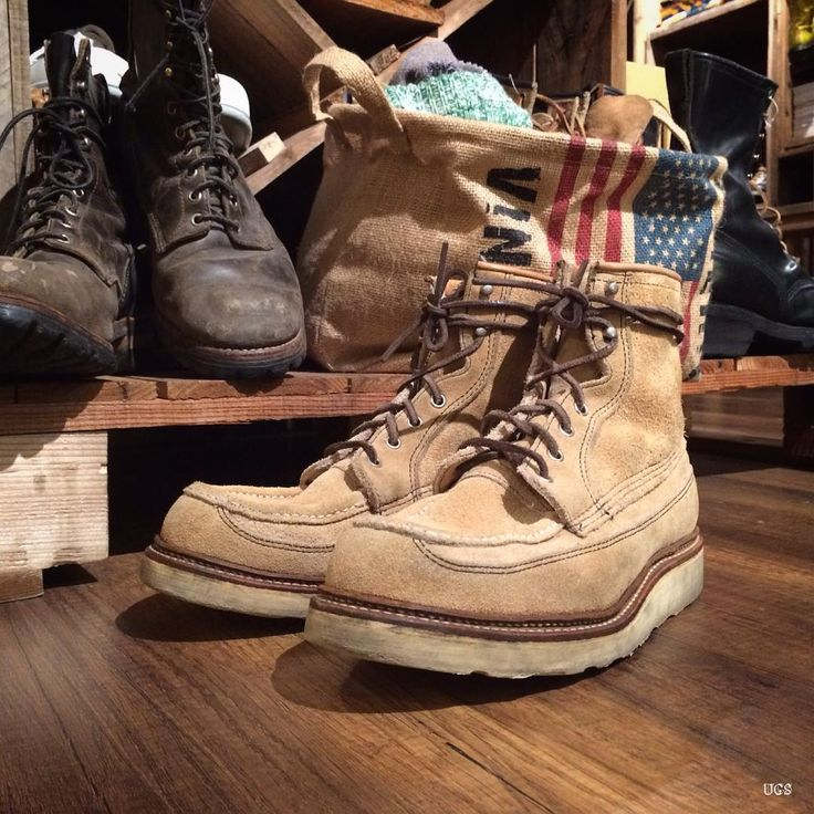 1000  ideas about Red Wing Boots Store on Pinterest | Men&39s boots