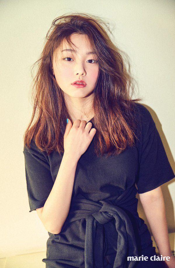 Kang Mina! #I.O.I #MarieClaireKorea