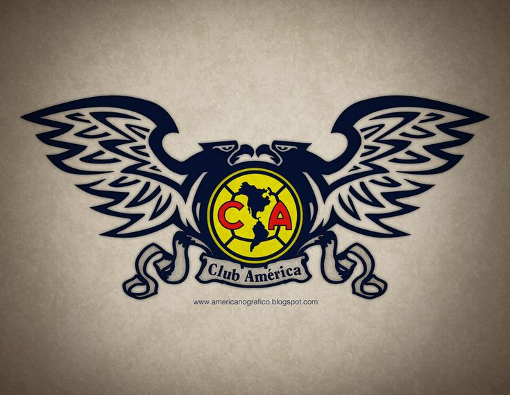 64 best Escudos Club Amrica images on Pinterest  Club america