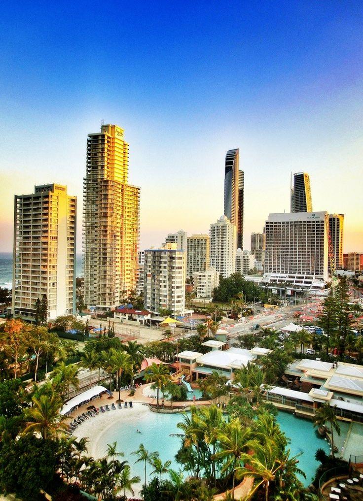 AUS - Gold Coast Surfers Paradise
