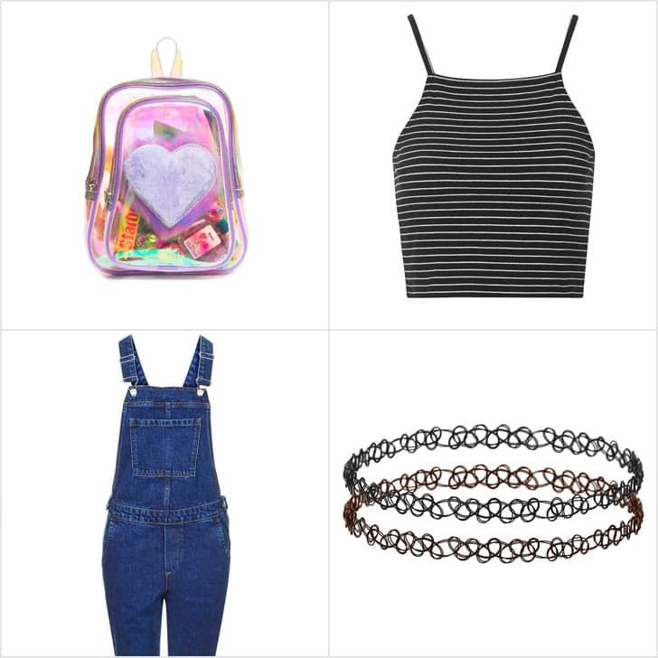 20 Fashion Trends Every '90s Girl Remembers