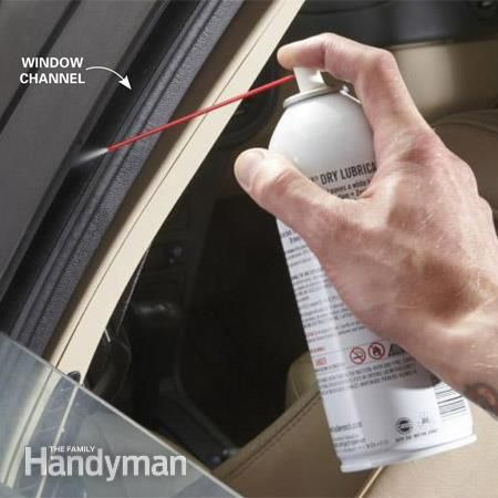 ~ How to Lube Your Car Before Winter…4 critical lube points