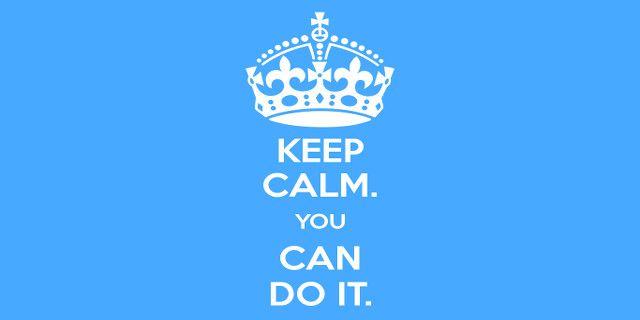 Claro que puedes hacerlo - http://www.academiarubicon.es/claro-puedes-hacerlo/