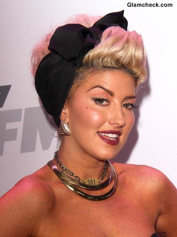 Enjoyable Up Hairdos Hairdos And Pin Up On Pinterest Short Hairstyles For Black Women Fulllsitofus