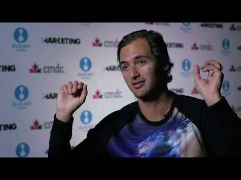 The Speed of Culture with Jason Silva on Viral Content and Connectivity #love…