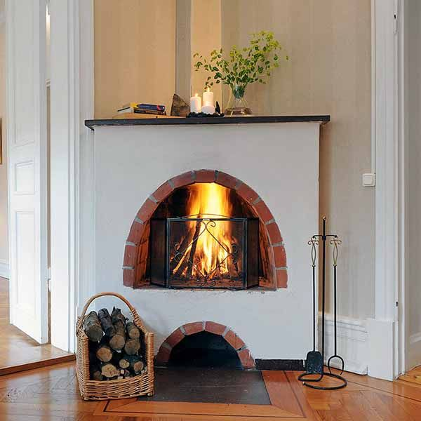Fireplace Mantel Designs: The Necessity For Beauty Arranging furniture  fireplace corner , Every so often