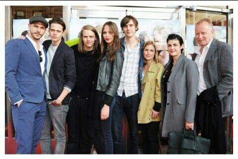 ~The Skarsgårds minus Alex, Ossian, & Kolbjorn~