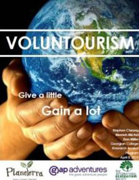 Voluntourism means big benefits for visionary destinations. How can destinations access the volunteer tourism market?