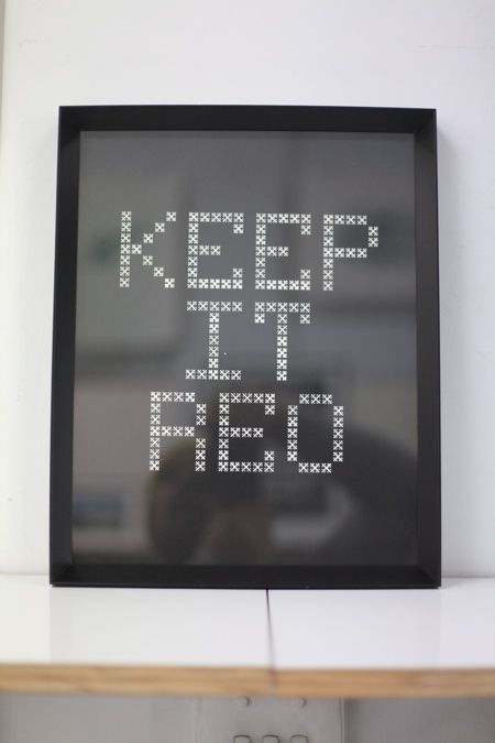 Keep it reo print for Maori language week