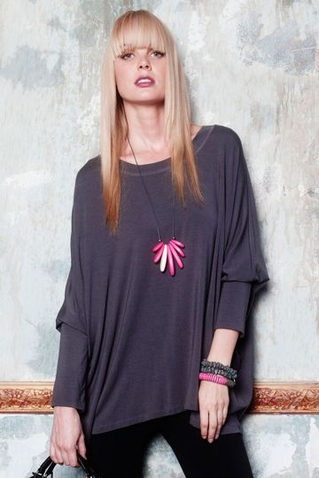 Buy Eb and Ive kaftans online Jersey Top - Womens Tees - Birdsnest Clothing Online
