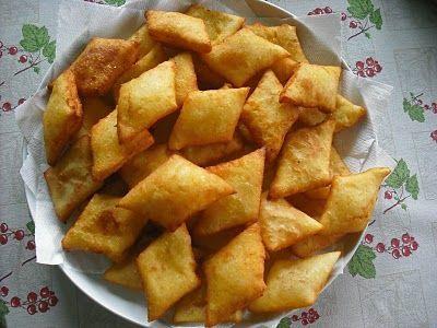 Krumplis párnák