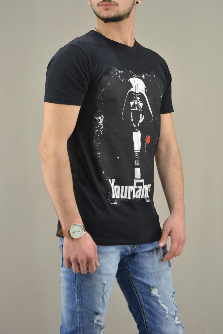 Aνδρικό t-shirt Star Wars Your Father | Άνδρας -