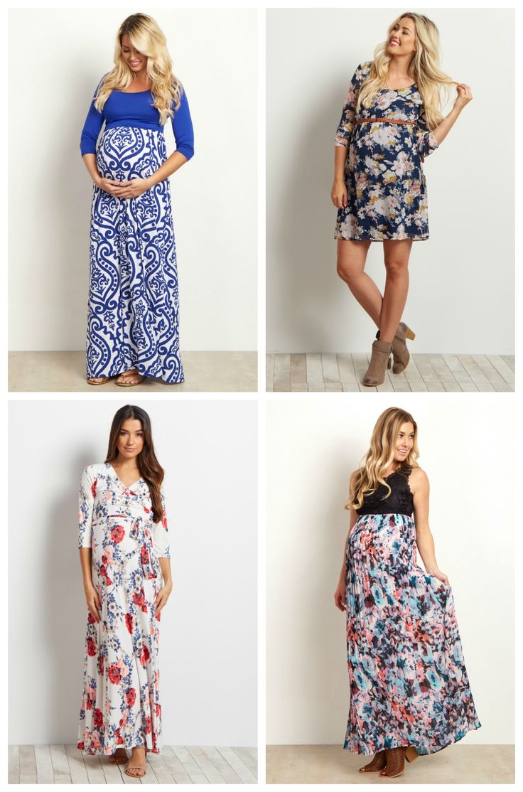 Cute Maternity Dresses and Clothes ~ Pink Blush Maternity Review + $75 GC Giveaway