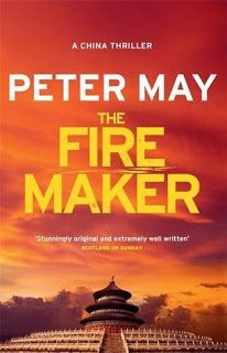 A Bookaholic Swede: The Firemaker by Peter May
