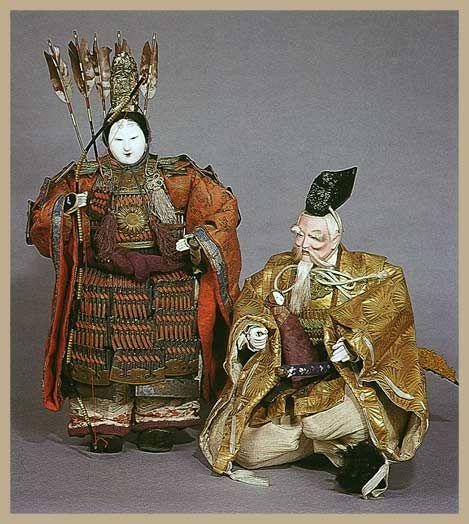 Empress Jingu & Takenouchi no Sukune