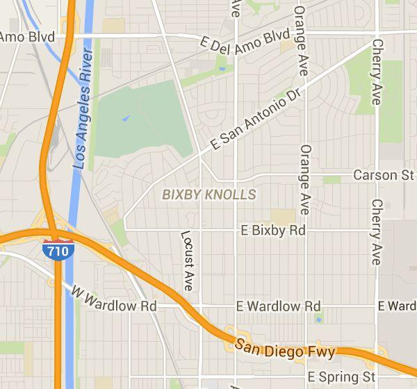 Uptown Long Beach: Bixby Knolls and California Heights | LA Letters | Departures Columns | KCET