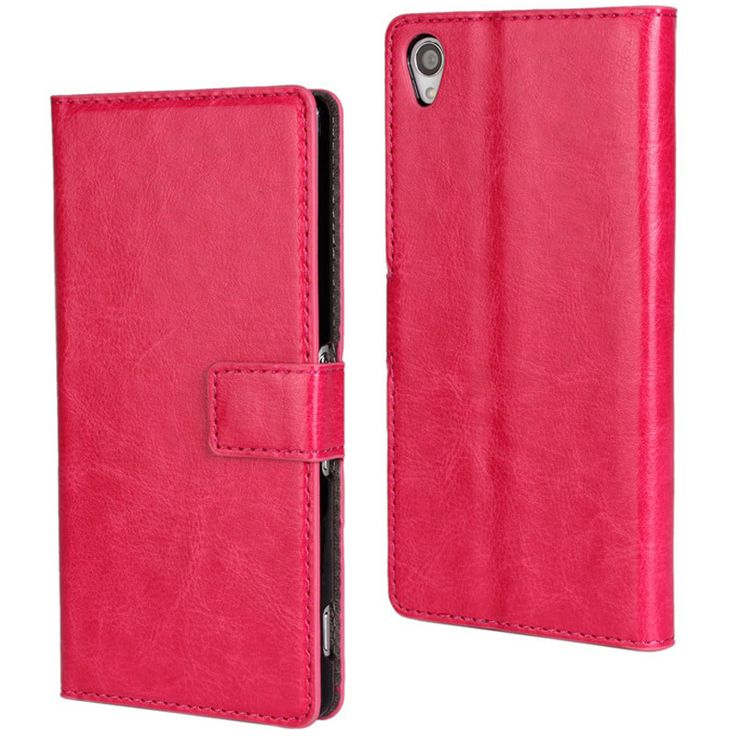 New Case - Hot Pink Premium Fashionable Sony Xperia Z3 Leather Wallet Stand Case, $16.95 (http://www.newcase.com.au/hot-pink-premium-fashionable-sony-xperia-z3-leather-wallet-stand-case/)