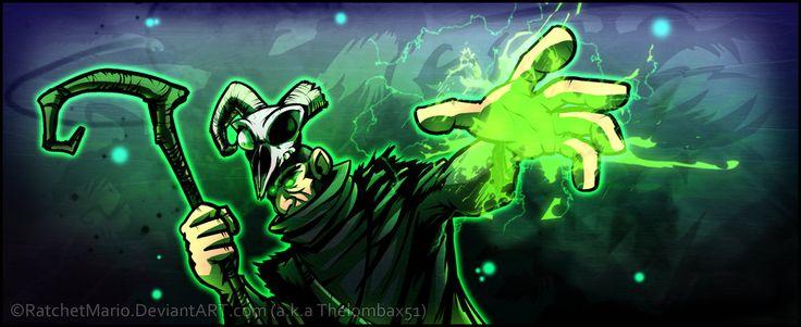 merasmus-jeden z bosów w tf2. Wielki czarownik który jest najbardziej nieznoszony przez soldiera