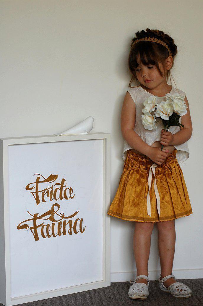 Frida and Fauna — mini style