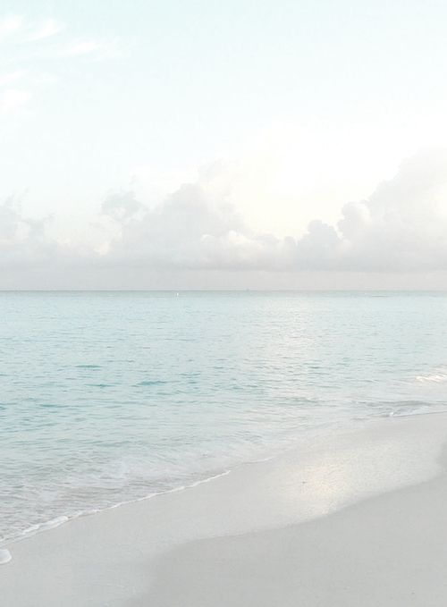 beach soft tones