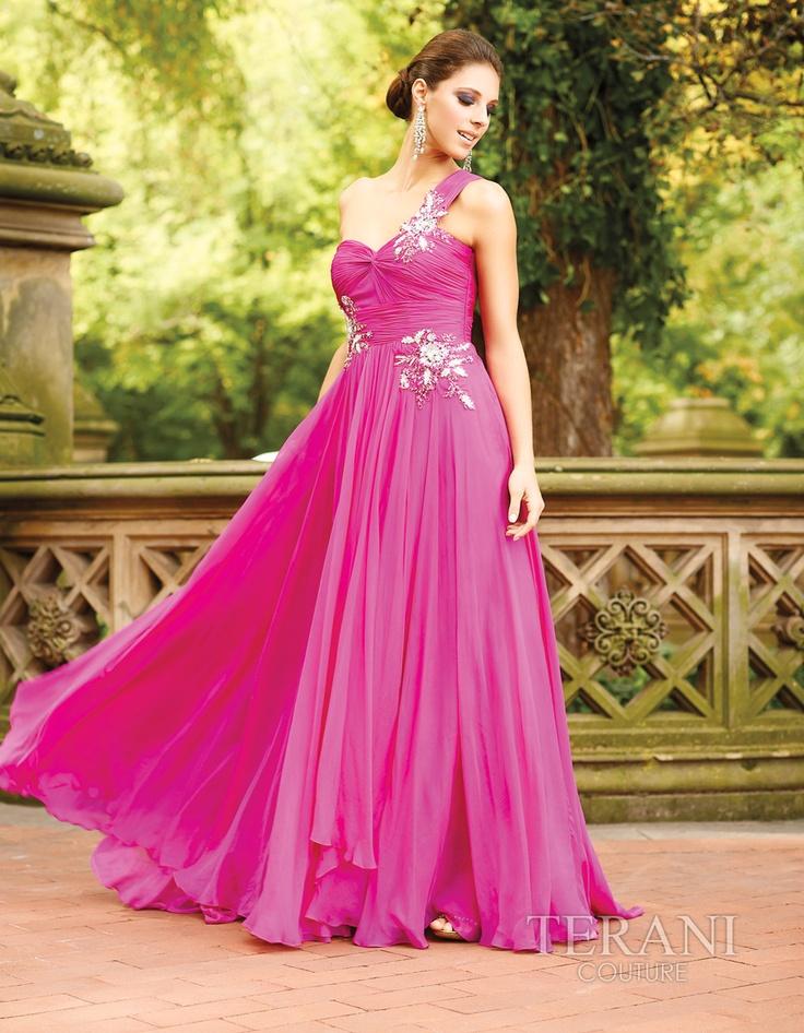 19 best Terani Prom Dresses images on Pinterest | Vestido de baile ...
