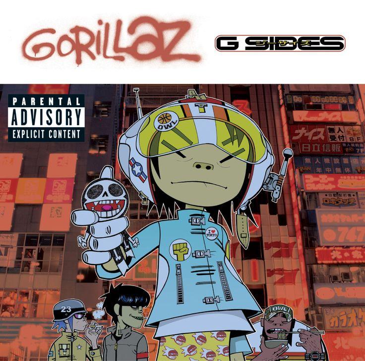 Gorillaz: G-Sides album.