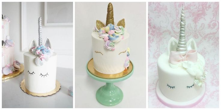 These Delightful Unicorn Cakes Look Too Magical to Be Real  - ELLEUK.com