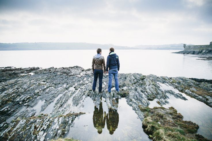 Antoine & Jay, Love session, Kinsale, Ireland