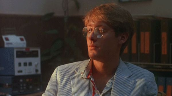 James Spader, master of disdain. Jack's Back (1988)