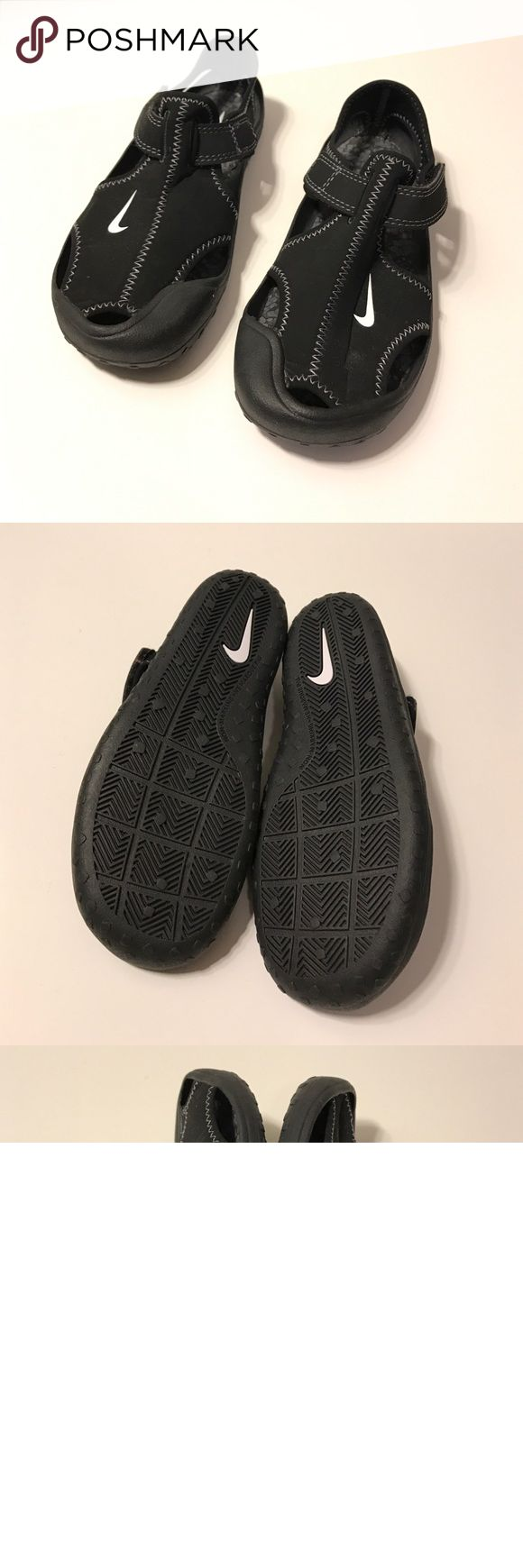 Boys Nike Water Shoes Boys Nike Crocs Style Water Shoes w Velcro Closure. Never worn, no tags Nike Shoes Water Shoes