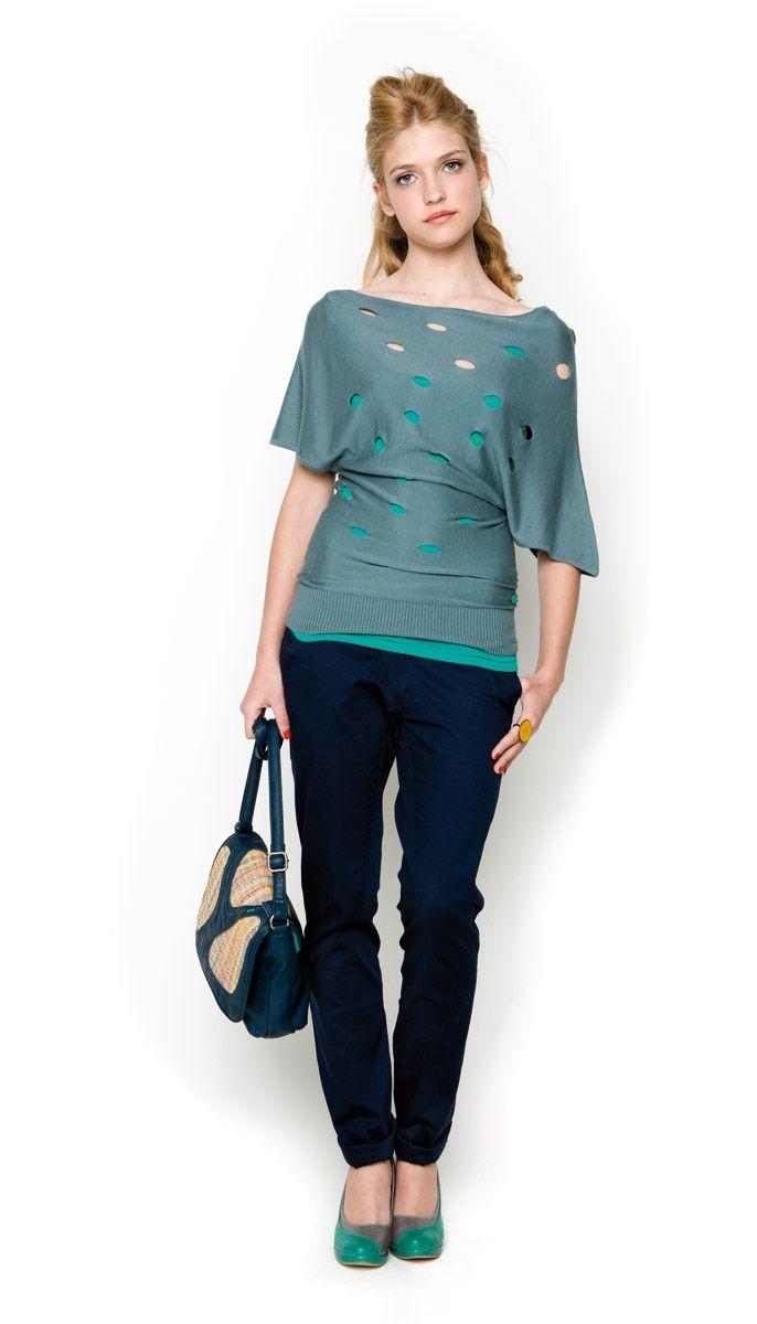 sweater - Skunkfunk Spring Summer 2012 collection