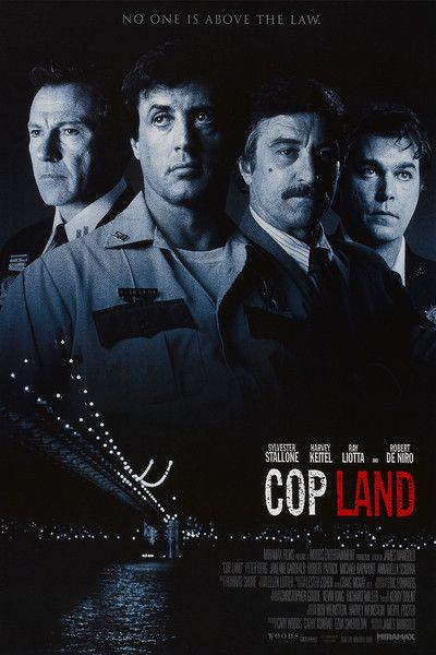 Cop Land Movie Poster